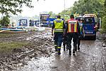 Hochwasser-Katastrophe: Lehrter THW-Helfer sind seit zwei Wochen im Unwettereinsatz