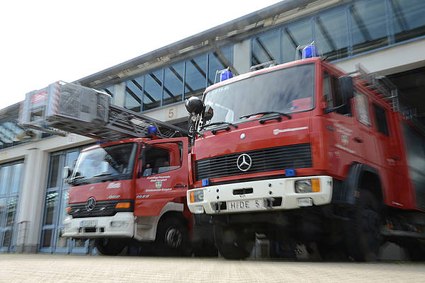 Ortwehr Burgdorf wird zu Person in medizinischer Notlage gerufen