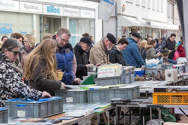 Jetzt anmelden für den Flohmarkt zum Verkaufsoffenen Sonntag am 8. März