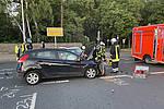 Fünf Verletzte bei Verkehrsunfall in Ilten