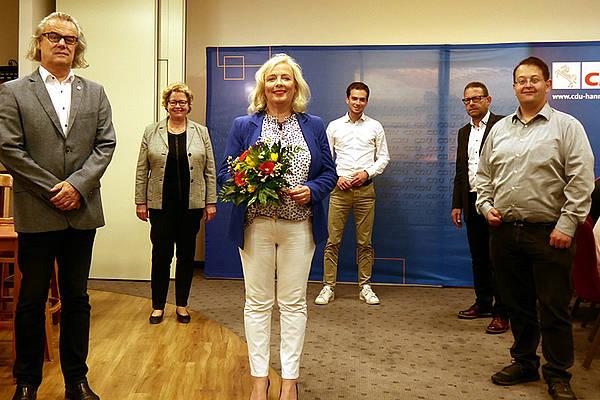 Heike Koehler ist neue Vorsitzende des CDU-Stadtverbandes Lehrte