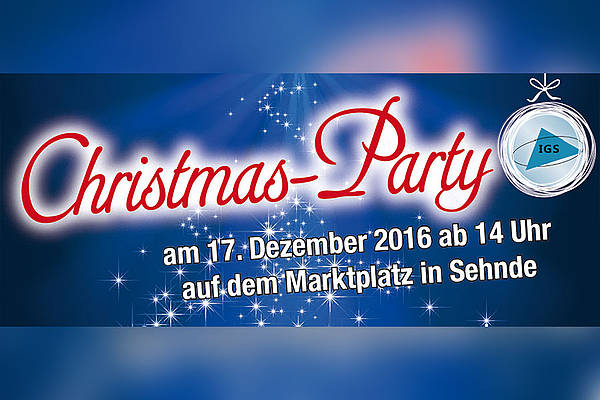 2. Christmas Party der IGS
